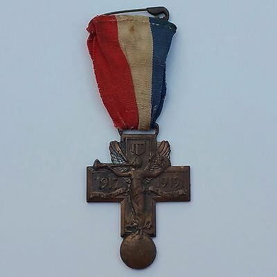 Greensburg Pennsylvania WWI Service Medal
