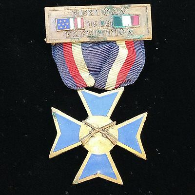 US Mexican Expedition / Mexican Border Service Medal