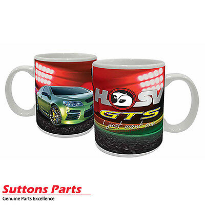 New Authentic Holden Hsv Musical Coffee Mug Part Hol020A3