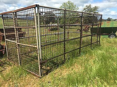 Stock Crate To Suit Truck/ Trailer  Cattle Sheep