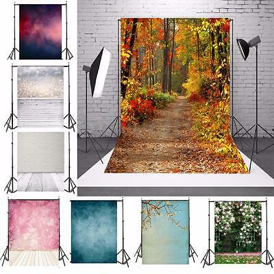 5x7ft Multi-Types Vinyl Background Backdrop Cloth Photography Photo Studio Props