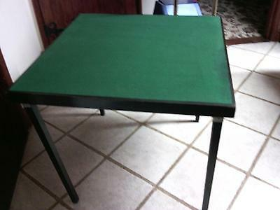 Card Table / Games Table folding choice of two or both for £40