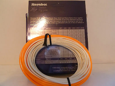 SNOWBEE FLY FISHING LINE - SWITCH FLOATING 400 grain #7/8