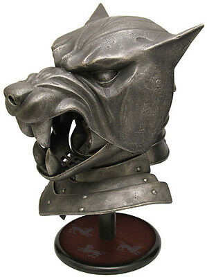 Game of Thrones Replica 1/1 The Hound´s Helm By Valyrian Resin Wearable Helmet