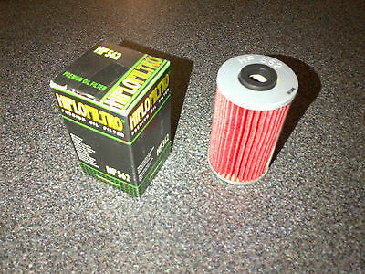 5 x Oil Filters HF562 HIFLO Kymco 125 Grand Dink Euro3 08-11