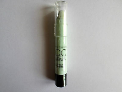 Max Factor CC Colour Corrector Stick ~ Corrects Redness ~ BN & Sealed