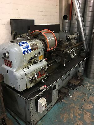 Colchester Lathe Industrial Size