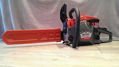 Mitox Kawasaki Chainsaw CS450x 16in NEW Collection Only - Was £279