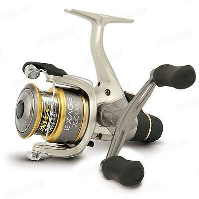 NEW Shimano Exage 2500 RCDH Double Handle Course Fishing Match Reel EXG2500RCDH