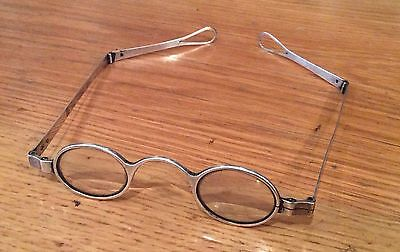 Antique Silver Glasses/spectacles
