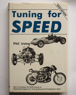 Tuning for Speed - Phil Irving