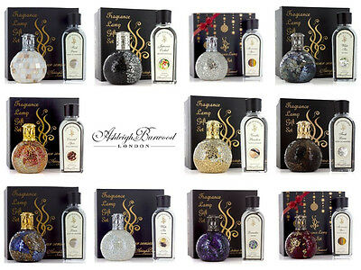 Ashleigh & Burwood Office Home Fragrance Lamp Gift Set With 250ml Oil Collection