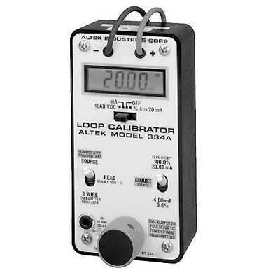 Altek 334A Process Loop Calibrator 334AALTEK
