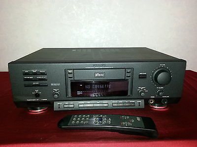 Philips DCC900 FULL WORKING + REMOTE CONTROL Digital Compact Cassette Recorder