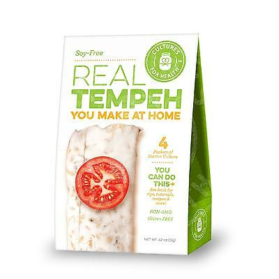 Soy-Free Tempeh Starter Culture