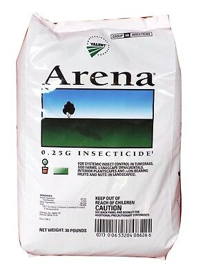 Arena 0.25g Insecticide - 30 Lbs.