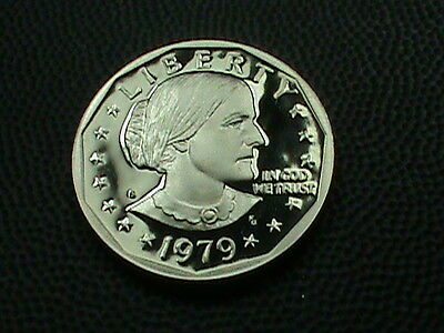 UNITED  STATES    1 Dollar    1979  -  S     Type  1   ,   PROOF
