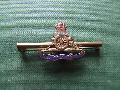 W.war.1.   Royal Canaidian Artillery.   Sweetheart Brooch.    Nice Condition.