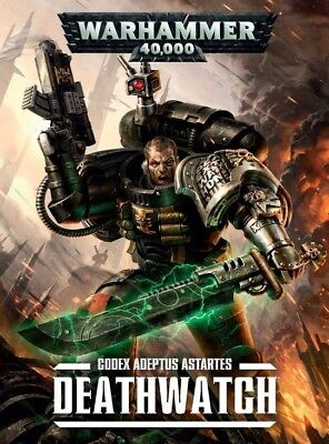 Deathwatch Codex (Deutsch) - Softcover Games Workshop Warhammer 40.000 39-01-04