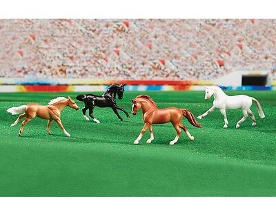 2016 Breyer Stablemates COMPETING AT THE GAMES SET #5388