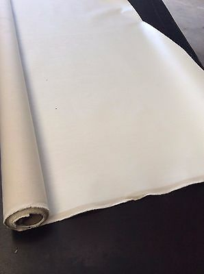 Blank ART CANVAS-PRE PRIMED For Art Painting,Wall Art,Craft,Banners Etc  2 mts