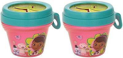 The First Years Doc Mcstuffins Spill-Proof Snack Bowl - Set of 2