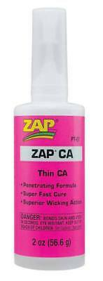 Zap CA 2oz (Pink) Super Glue
