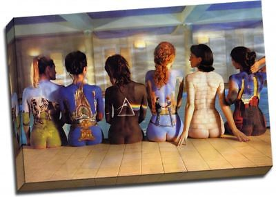 "Pink Floyd Back Catalogue Canvas Print Wall Art 30x20"" A1"