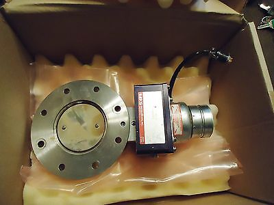 "Used Mks Inst. 3""  Throttle Valve M/n 253A-3-80-2, S/n 9508018118L, Made In Usa"