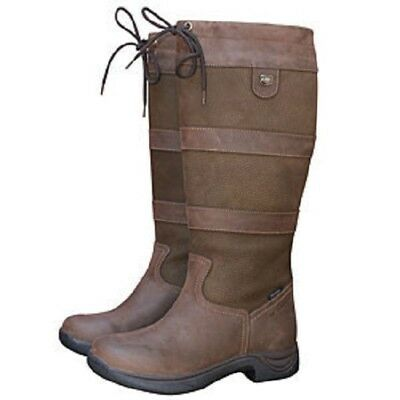 Dublin Wide Calf Tall River Boot with FREE GIFT