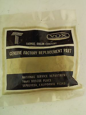 Vox Thomas Organ Company Genuine Factory Replacement Part