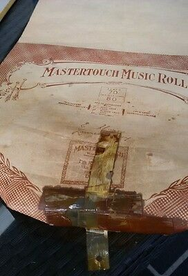 Pianola Roll Mastertouch I'm Knee Deep In Daisies  Fox Trot D1359