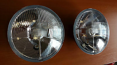 Chevrolet Bel Air 1949 - 1957 USA to EU Kit Scheinwerfer Headlights Neu Set 2x