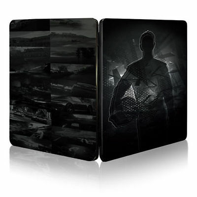 NEW X1 XBox One PS4 Project Cars Official Collector's Steelbook Case (NO GAME)