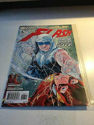 """Flash: Vol 4 (6). """"Best Served Cold"""" (The New 52 Comics)"""
