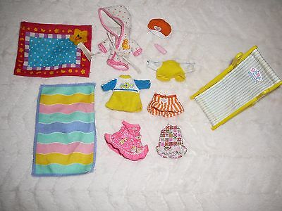 zapf creations baby born mini world doll clothing accessorie miniature baby doll