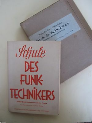 Schule des Funktechnikers. Band 3, 1939