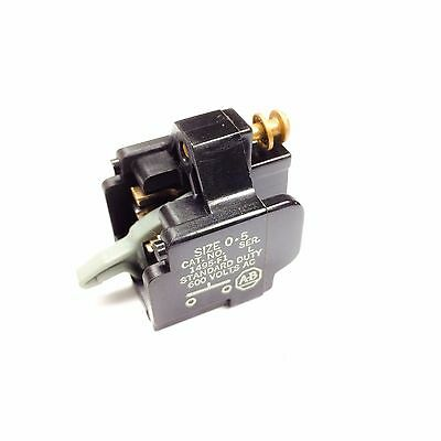 1495-F1 Allen Bradley Auxiliary Contact