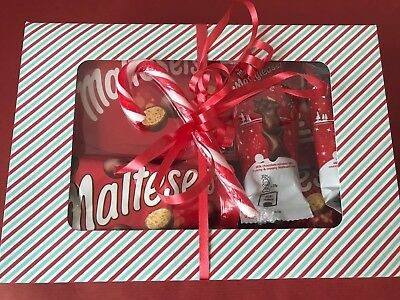Maltesers Chocolate Sweets Hamper Mother's Day Box Gift Present