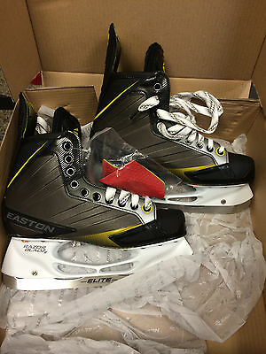 New Easton Stealth RS Hockey Skates--They are all D width skates