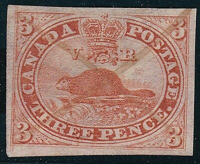 1852 Colony of Canada - SG 5  USED