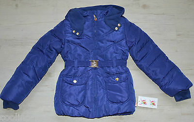PEZZO DORO GIRLS WINTERJACKE WINTERMANTEL WINTER 2016/2017 Gr.134/  9