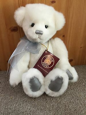 Charlie Bears Snowball Plush Collection 2015