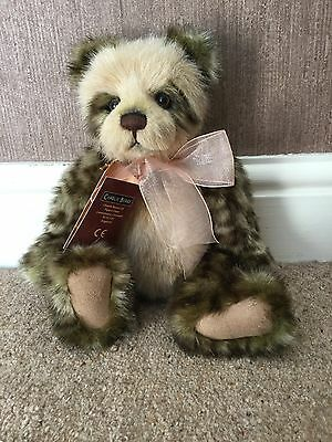 Charlie Bears Plush Olive 2015 Collection