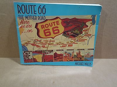 Route 66 The Mother Road Photo Book by Michael Wallis