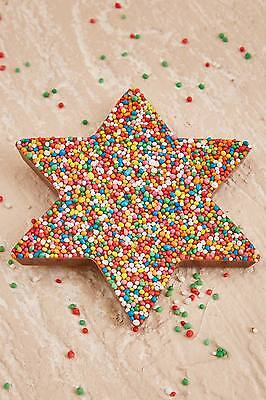 NEW Freckleberry Gifts Choc Freckle Star Red