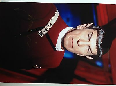 Signed Leonard Nimoy Autograph Hand Signed - authentic Star Trek Film 8x10
