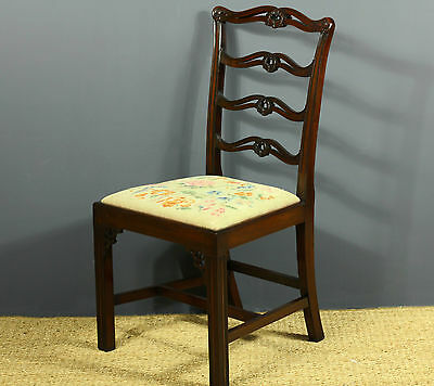 EARLY 20th CENTURY DECORATIVE OCCASIONAL CHAIR