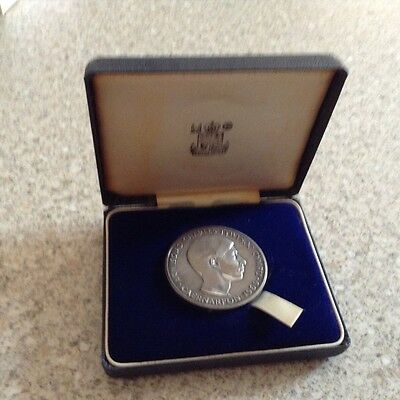 Prince Of Wales Investiture Medal 1969