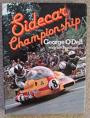 Sidecar Championship George'o'dell 1978 1St Edition